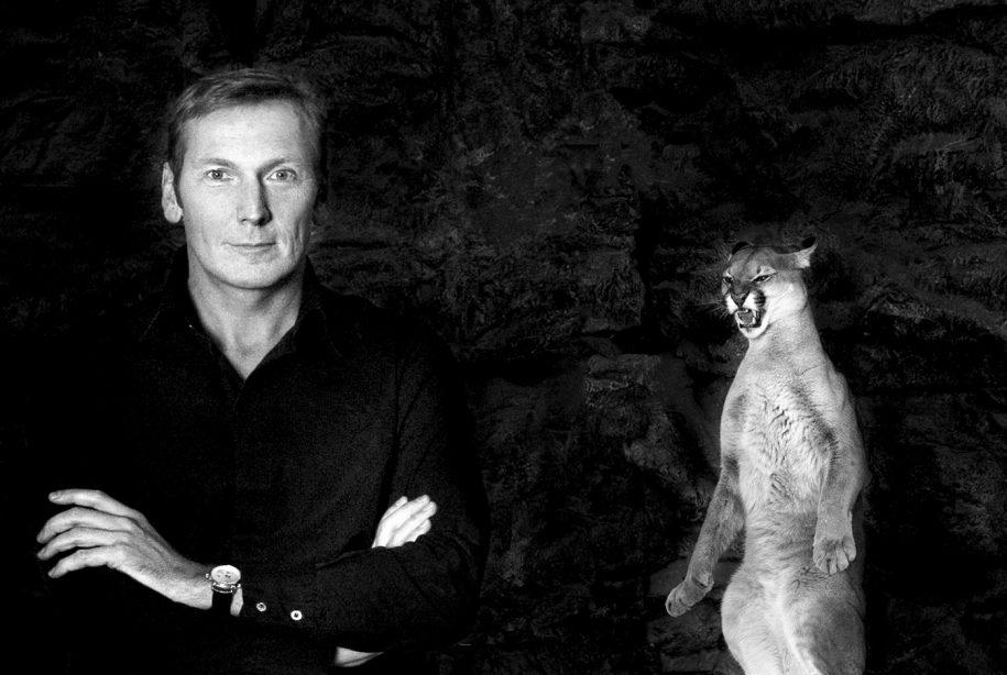 Jochen Zeitz,  Manager Puma SE Germany