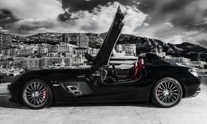 MERCEDES-BENZ SLR STIRLING MOSS | Monte-Carlo - Côte d' Azure