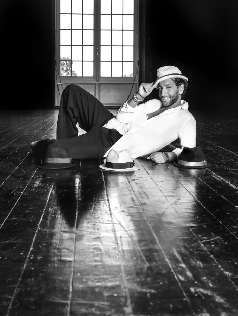 Massimo Sinato, dancer