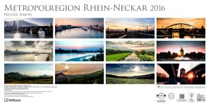 Calendar 64x33 MRN 2016