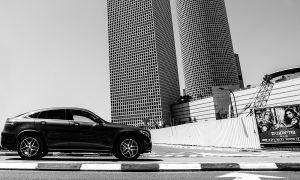 Tel Aviv Israel | Mercedes-Benz GLC Coupe 2017